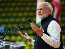 Current architecture of GST is my brainchild says PM Narendra Modi