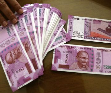 India's cenbank surprises with reverse repo rate cut in bid to spur bank lending