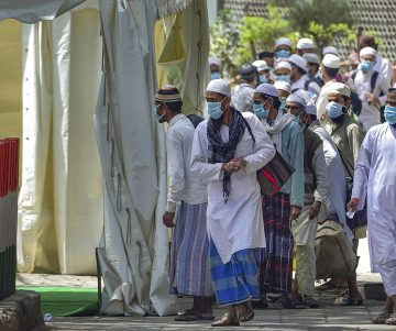 India and Pakistan crack down on Muslim group emerging as COVID-19 cluster