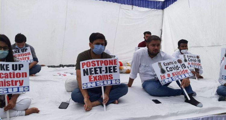Supreme Court to hear review petition today seeking postponement of JEE, NEET