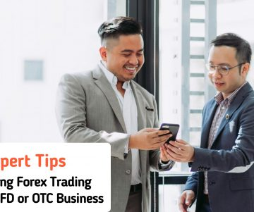 EXPERT TIPS IN FOREX TRADING AND CFD OR OTC BUSINESS